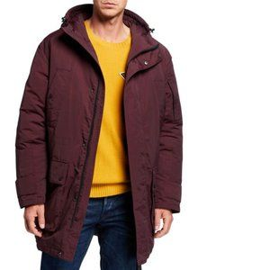 NEW WESC All Weather Insulated Hooded Parka